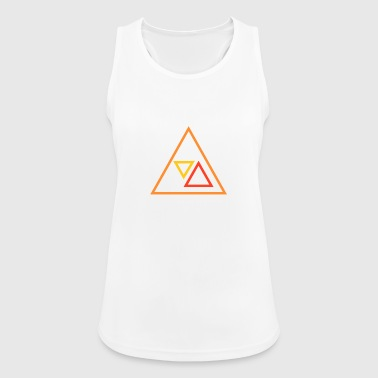 Triangles - Women's Breathable Tank Top