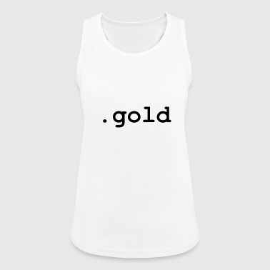 .gold - Women's Breathable Tank Top