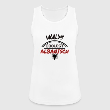 Albania - Women's Breathable Tank Top