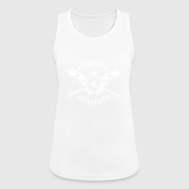 Rowers Club Crests Rowing Rowing Team Paddles - Women's Breathable Tank Top
