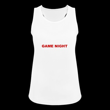 Games evening - Women's Breathable Tank Top