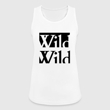 wild - Women's Breathable Tank Top