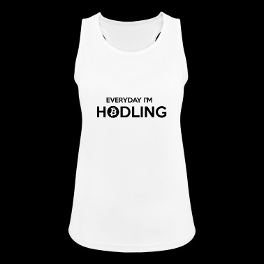 Everyday HOLDing - Women's Breathable Tank Top