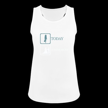 this morning - Women's Breathable Tank Top