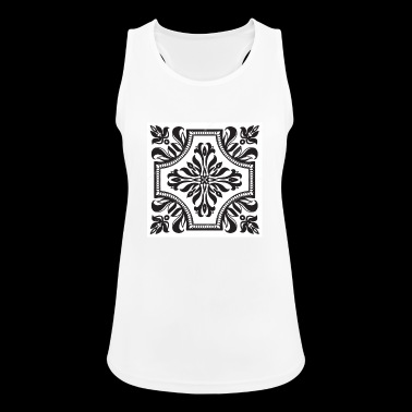 Drawing - Women's Breathable Tank Top