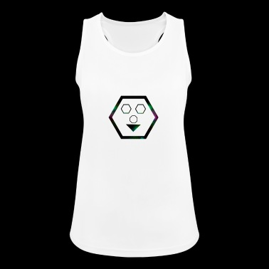 Mathematical Smily - Women's Breathable Tank Top