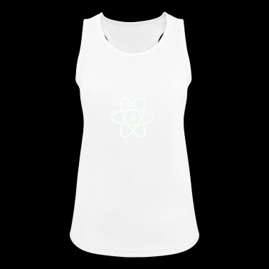 ATOM symbol theory big bang - Women's Breathable Tank Top