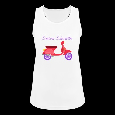 Simson swallow - Women's Breathable Tank Top