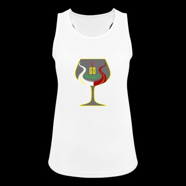Red wine white wine gift - Women's Breathable Tank Top