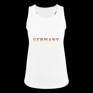 Germany Germany - Women's Breathable Tank Top