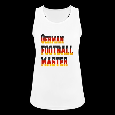 German Soccer Champion Soccer Gift Shirt - Women's Breathable Tank Top