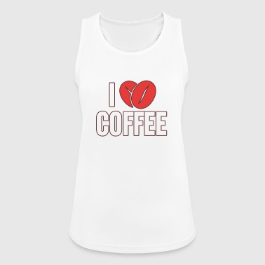 Coffee, Coffee, Coffee - Women's Breathable Tank Top