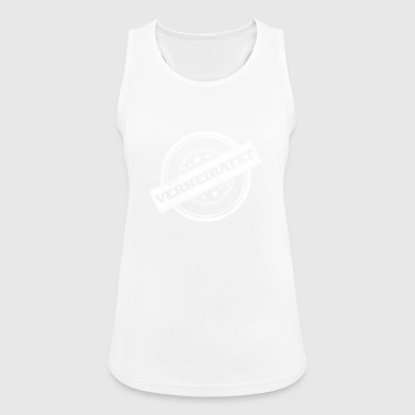 married stamp stamped wedding gift - Women's Breathable Tank Top