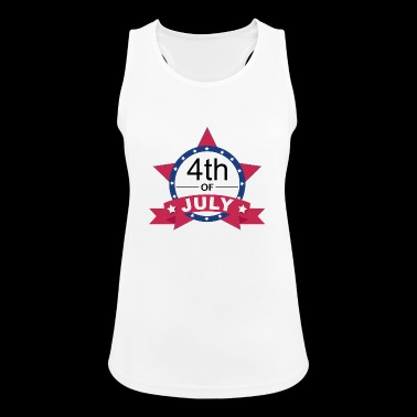 4th of July - Independence Day - Women's Breathable Tank Top