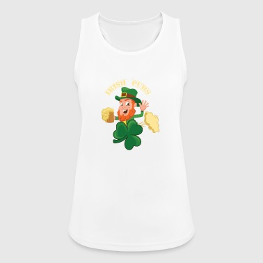 Irish pubs beer pubs - Women's Breathable Tank Top