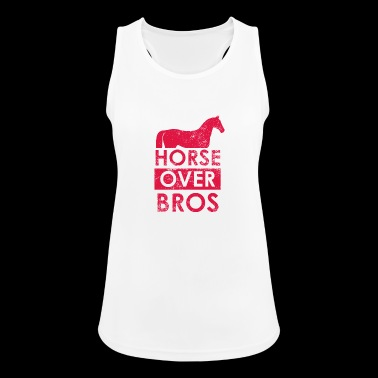 Horses horse show jumping gift idea - Women's Breathable Tank Top