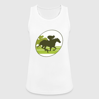 Gallop, horse , stallion, mare - Women's Breathable Tank Top