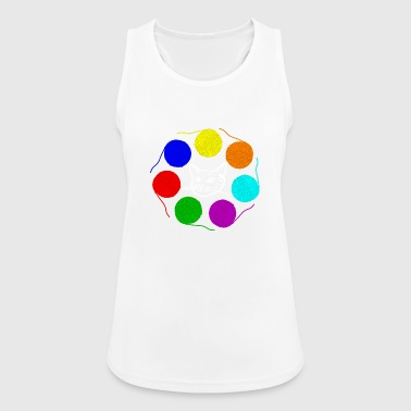 Cat wool - Women's Breathable Tank Top