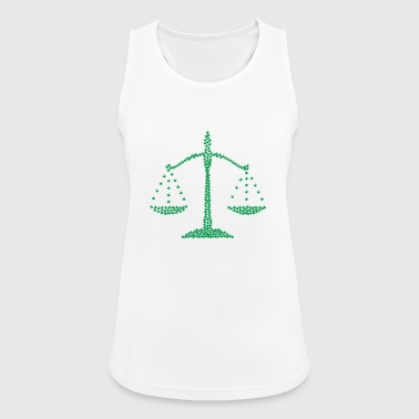 Grass scales - Women's Breathable Tank Top
