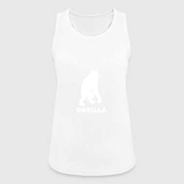 gorilla - Women's Breathable Tank Top