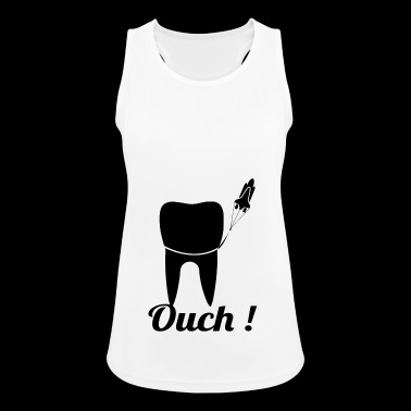 ouch blak - Women's Breathable Tank Top