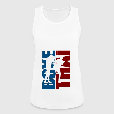 Thai Boxing - Women's Breathable Tank Top