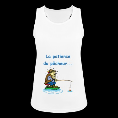 The fisherman - Women's Breathable Tank Top