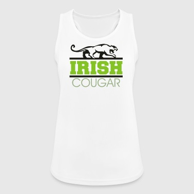 Irish Cougar Women's - Women's Breathable Tank Top