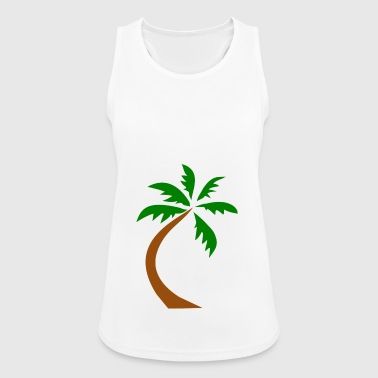 Crooked palm - Women's Breathable Tank Top