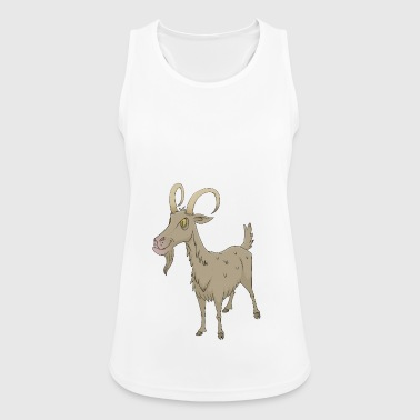 Goat goat - Women's Breathable Tank Top