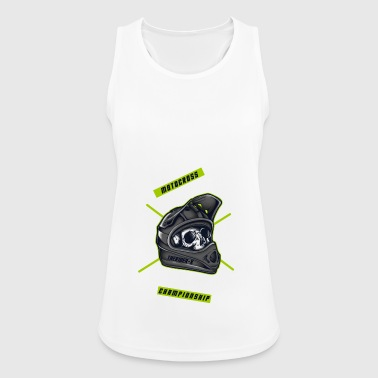 Motocross Extreme - Women's Breathable Tank Top