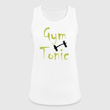 Gym Tonic - Top da donna traspirante