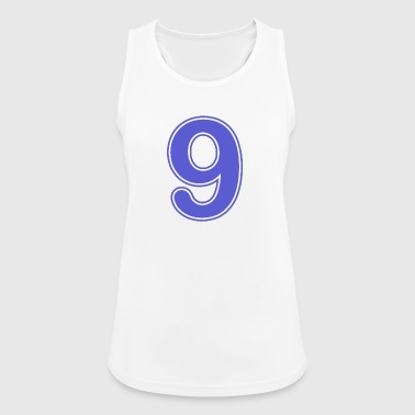 Number - Shirt number - 9 - Women's Breathable Tank Top
