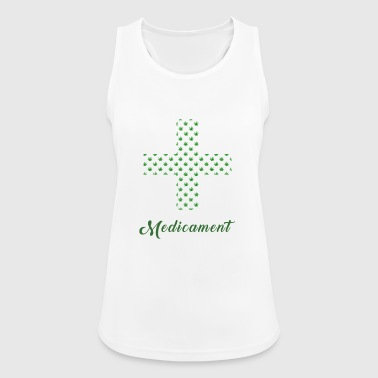 Medicated 2.0 - Women's Breathable Tank Top