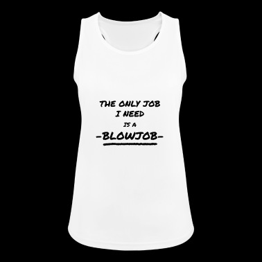 blowjob - Women's Breathable Tank Top