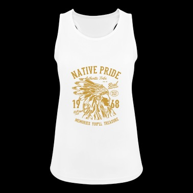 Native American Indians - Women's Breathable Tank Top