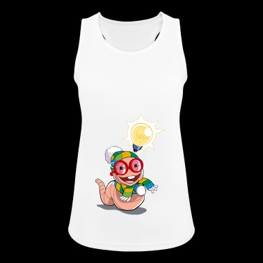 worm - Women's Breathable Tank Top
