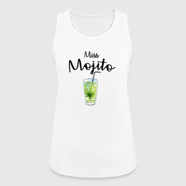 Miss Mojito - Women's Breathable Tank Top