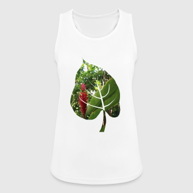 Red bloom - Women's Breathable Tank Top