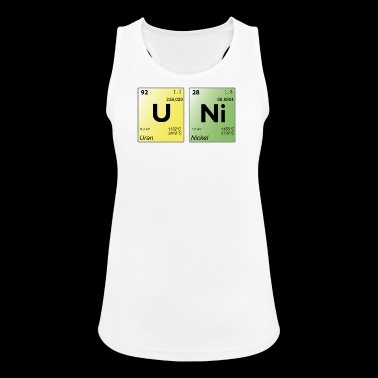 uni elements - Women's Breathable Tank Top