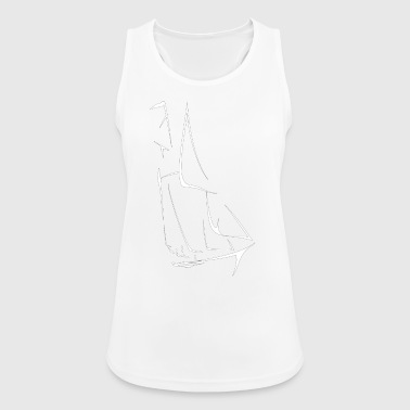 Boat - Women's Breathable Tank Top