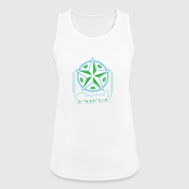 Parol Ornamental Star Christmas Lantern Filipino - Women's Breathable Tank Top