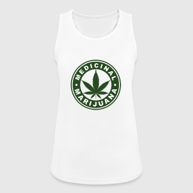 Medicinal marijuana - Women's Breathable Tank Top