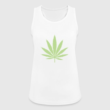 grass leaf - Women's Breathable Tank Top