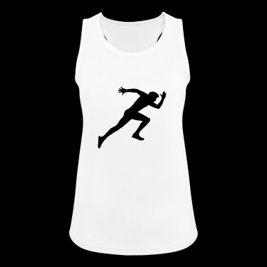 Sprint Star - Women's Breathable Tank Top