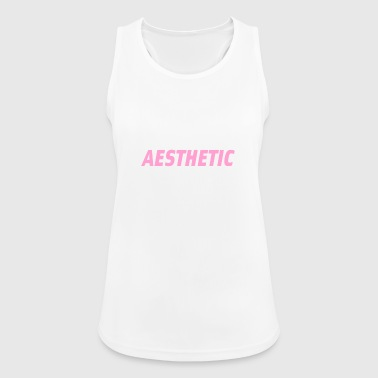 Aesthetic tee - Women's Breathable Tank Top