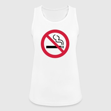 No Smoking No Smoking - Women's Breathable Tank Top