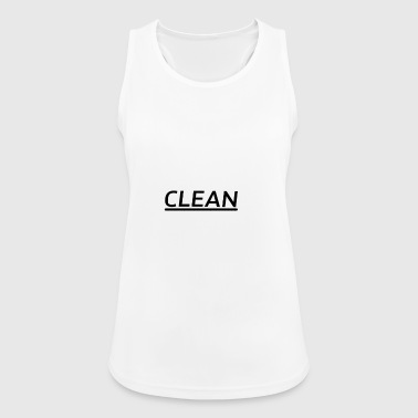 Clean - Women's Breathable Tank Top
