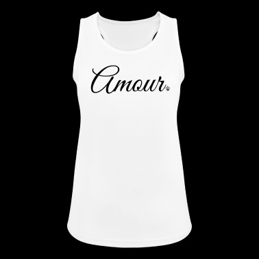 Amour - Women's Breathable Tank Top