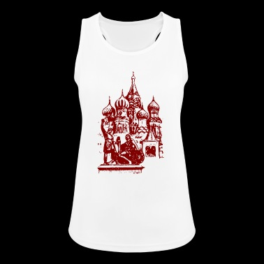 Russian church - Women's Breathable Tank Top